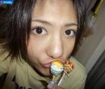 AKB48 宮澤佐江 セクシー アヒル口 唇 顔アップ カメラ目線 キャンデー 自撮り 高画質エロかわいい画像8866
