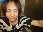 AKB48 宮澤佐江 セクシー 顔アップ 目を閉じている 自撮り 高画質エロかわいい画像8870