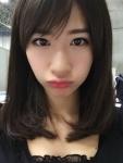 AKB48 石田晴香 セクシー 顔アップ カメラ目線 自撮り 高画質エロかわいい画像8902
