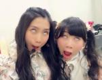 AKB48 田野優花 西野未姫 変顔 口開け 顔アップ 白目 アヘ顔 高画質エロかわいい画像8905
