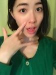 SKE48 松井珠理奈 セクシー 舌 口開け 顔アップ カメラ目線 自撮り 高画質エロかわいい画像8918