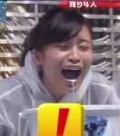 小島瑠璃子 セクシー 牛乳垂れ流し 口開け 顔アップ 地上波キャプチャー 高画質エロかわいい画像8952