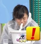小島瑠璃子 セクシー 牛乳噴射 顔アップ ポニーテール 地上波キャプチャー 高画質エロかわいい画像8955