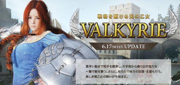 ヴァルキリーの広告