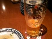 ビールがすすむ