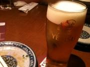 ビールおかわり