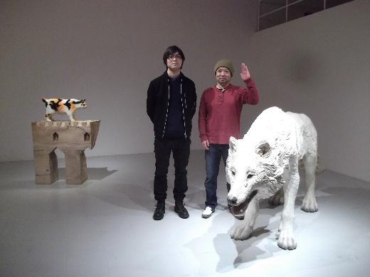 2014 銀座三越個展の様子 097