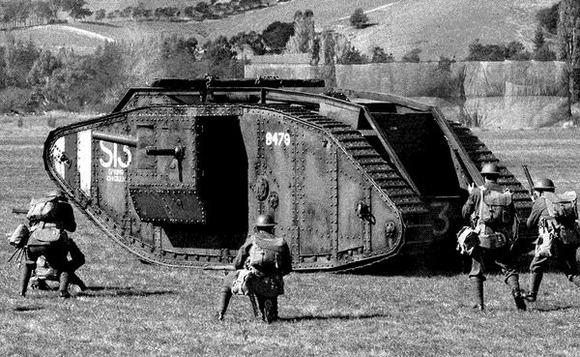 ひのたま戦車