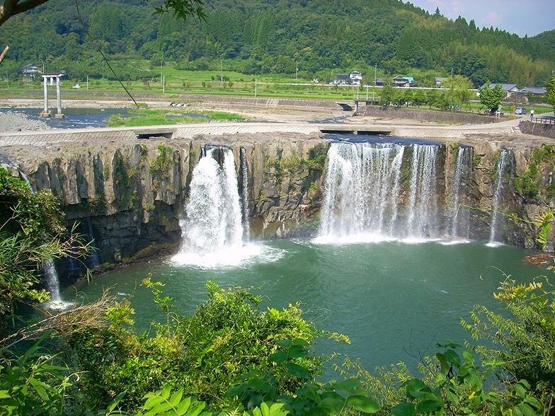 原尻の滝_D3