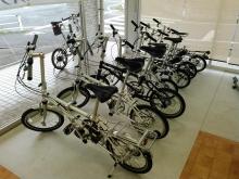 20150610 並んだYSバイク