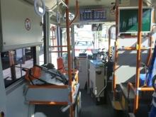20140913 歩くこと90分・・・・やっとバスに