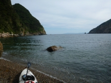 20140920 御神島への上陸