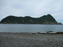 20140920 本土からの御神島全景
