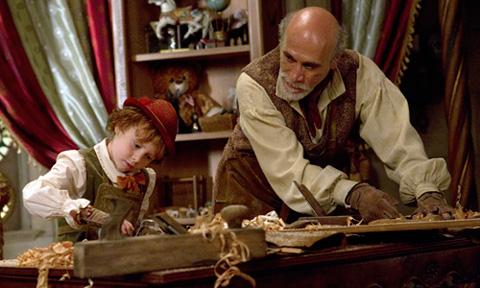 ピノキオとゼペット
