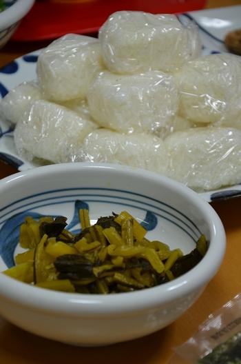 発酵野沢菜