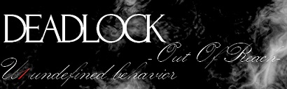 DEADLOCK -Out Of Reach--banner