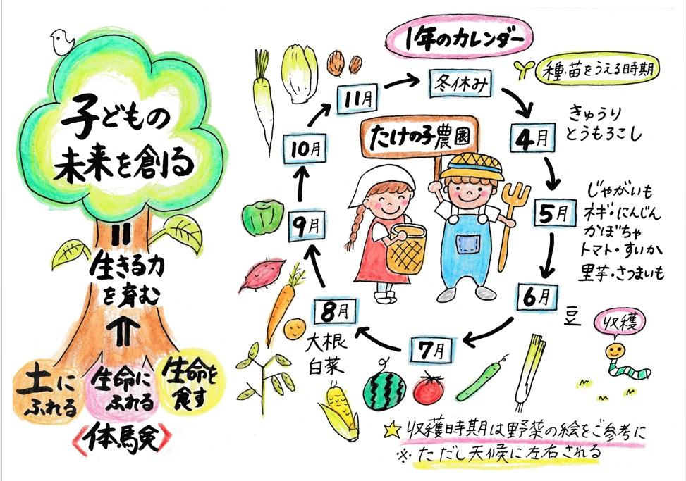 農業体験リーフレット2