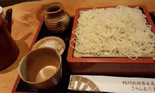 cold蕎麦