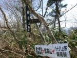 藤倉山山頂