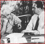 アインシュタインとシラード