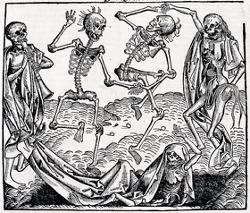 死の舞踏ヴォルゲムート1493