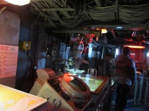 イントレピッド操縦室