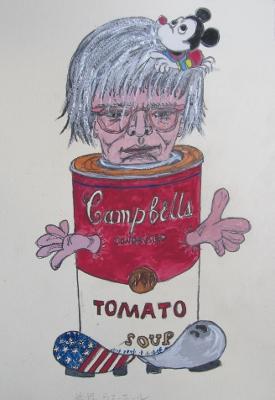 トマト缶ウォーホル