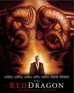 映画『レッドドラゴン』のポスター