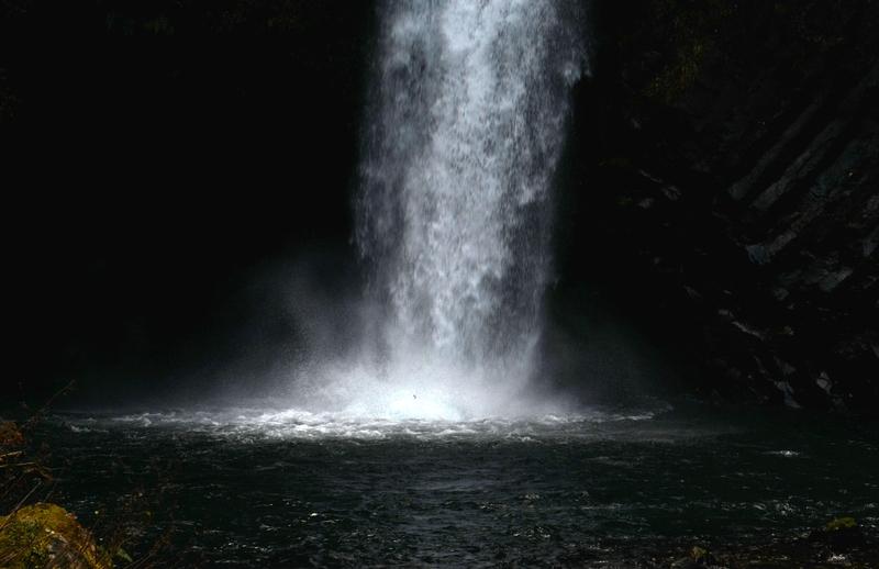 浄蓮の滝-1