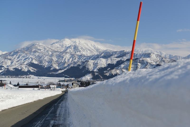 雪の八海山-5