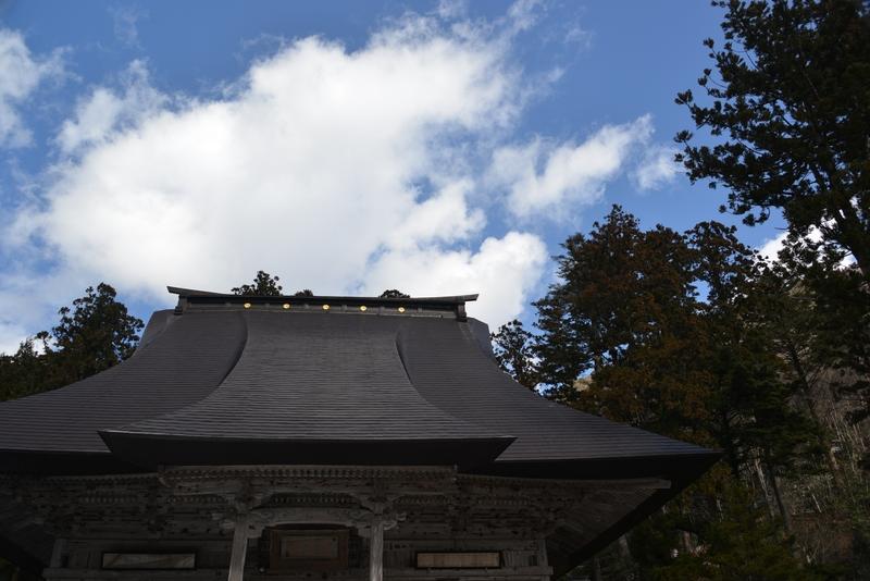 冬の国上寺-3