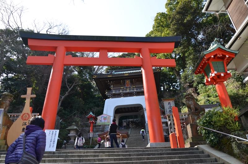 江の島神社-1