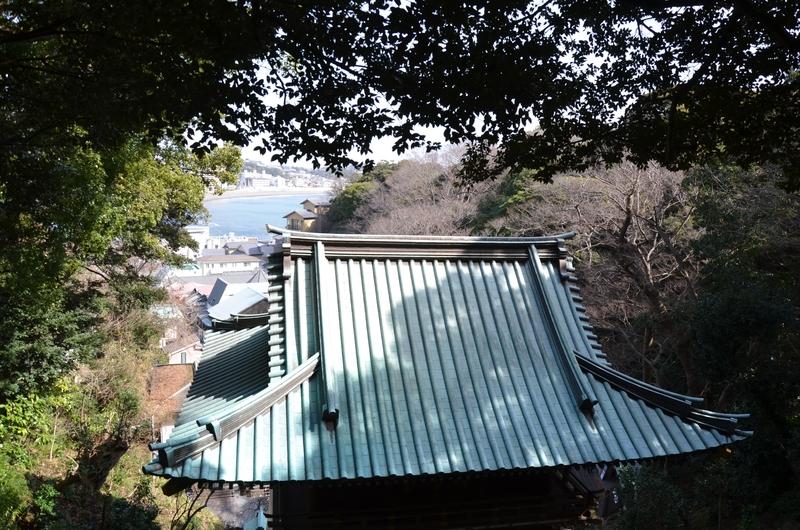 江の島神社-2