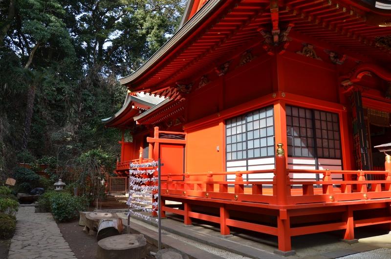 江の島神社-3