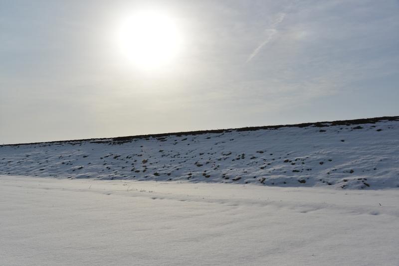 土手 雪-2