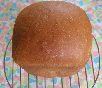 ホームベーカリー食パン01