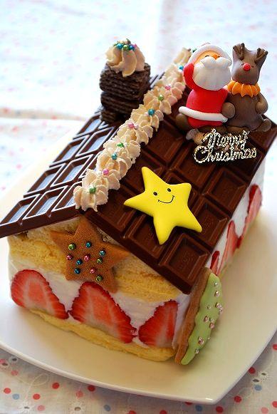 おうちケーキ①