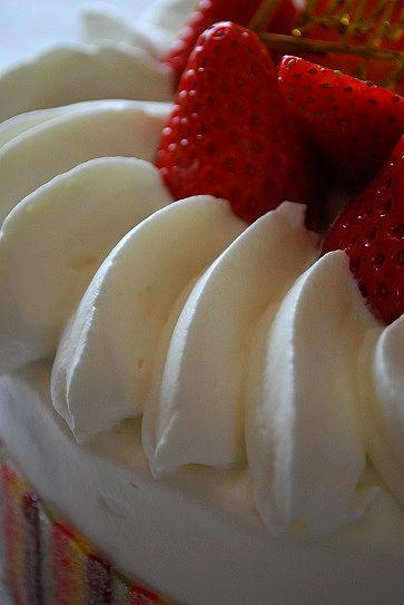 義父ケーキ③