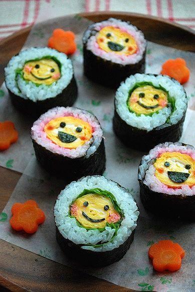 巻き寿司①