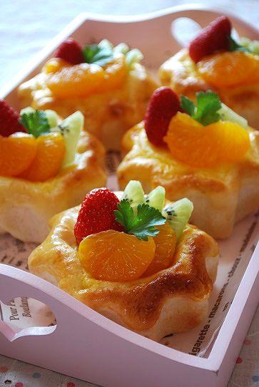 フルーツパン④