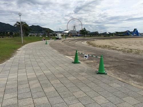ラグーナビーチマラソン1