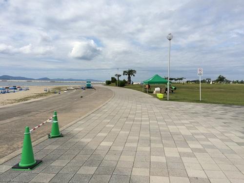 ラグーナビーチマラソン2