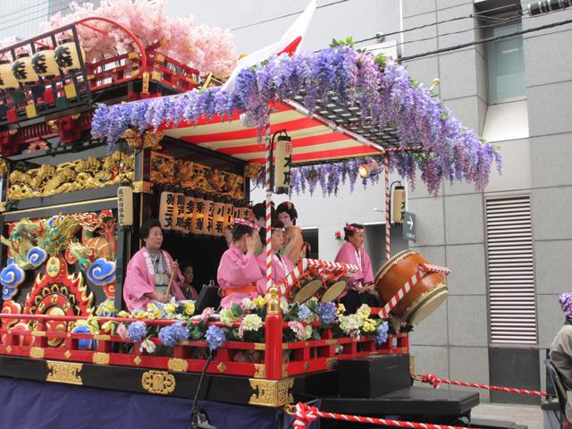 2015北海道神宮例祭6/15-2