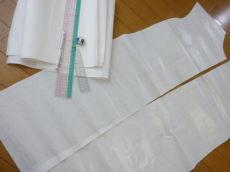 型紙写し作業