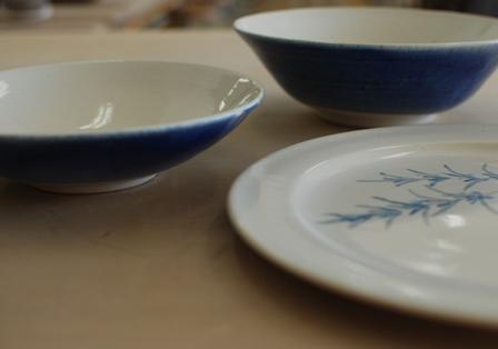 20150203センター中級コース皿と鉢3