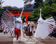 津和野鷺舞