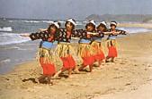 貝殻節を踊る
