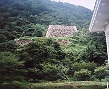 鳥取城石垣2