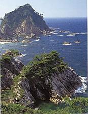 浦富海岸1