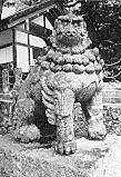 籠神社・狛犬